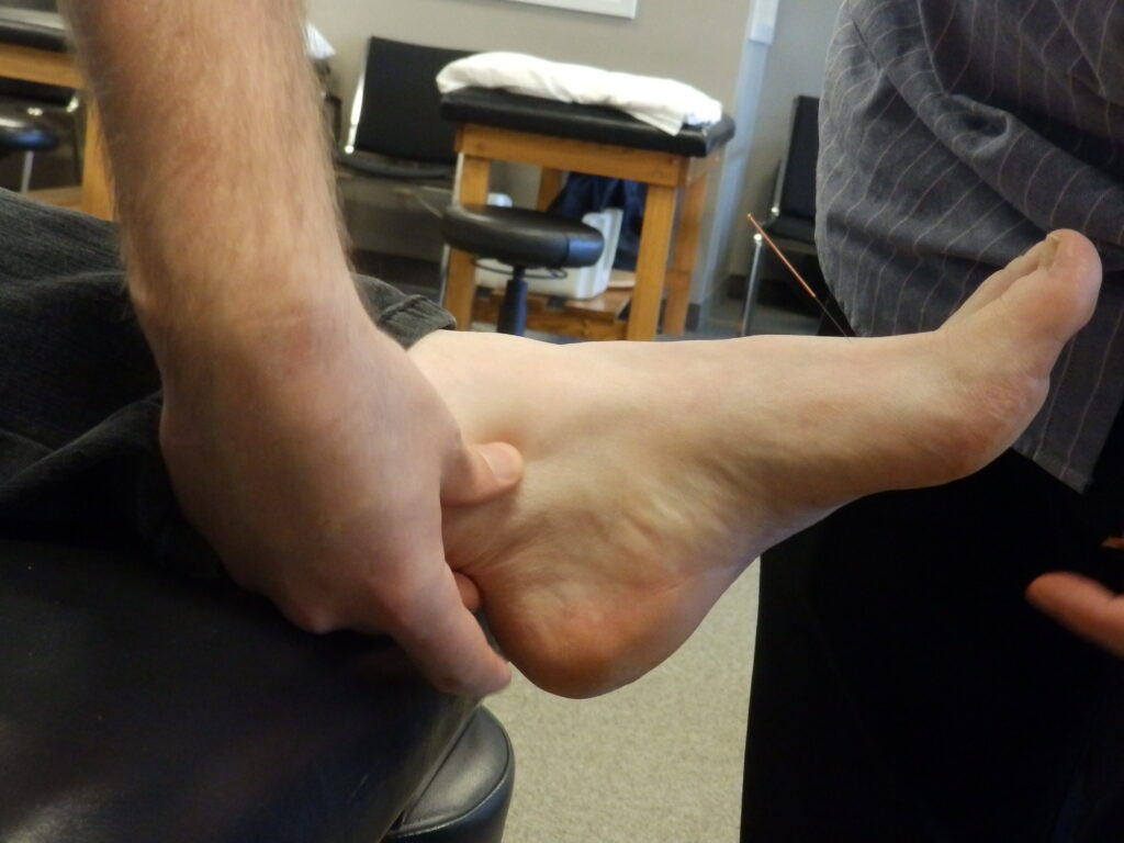 Foot an ankle assessment