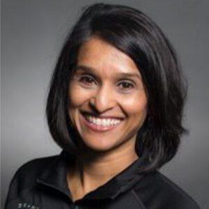 EPA Staff member smiling