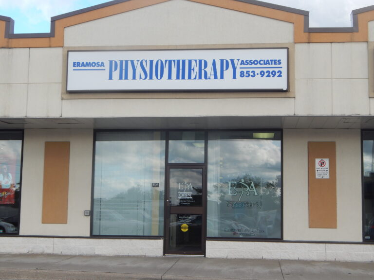 Outside of Eramosa Physiotherapy location