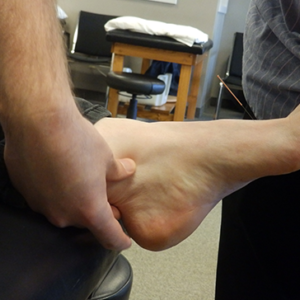 Ankle/Foot Pain