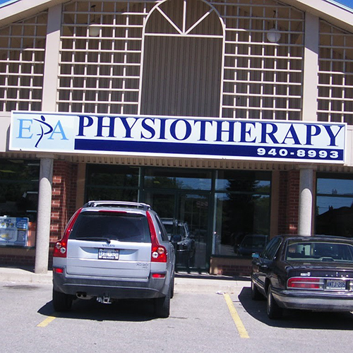 Outside of Eramosa Therapy location